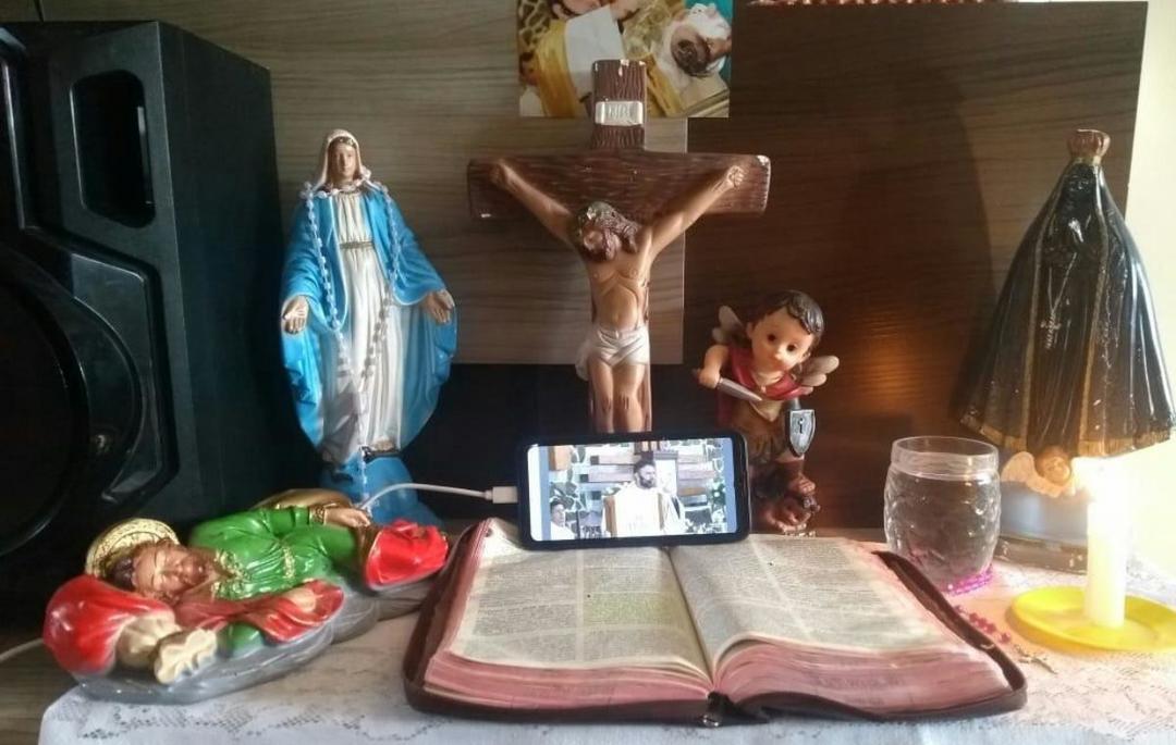 A Santa Missa em Casa