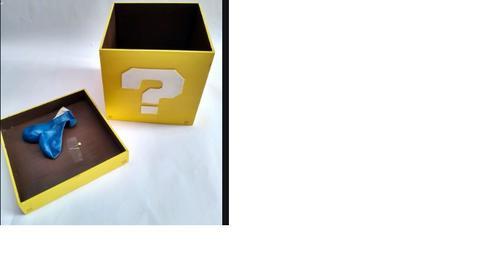 "Abra a ""caixa"""